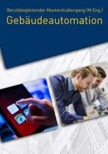 Berufsbegleitender Masterstudiengang Gebäudeautomation